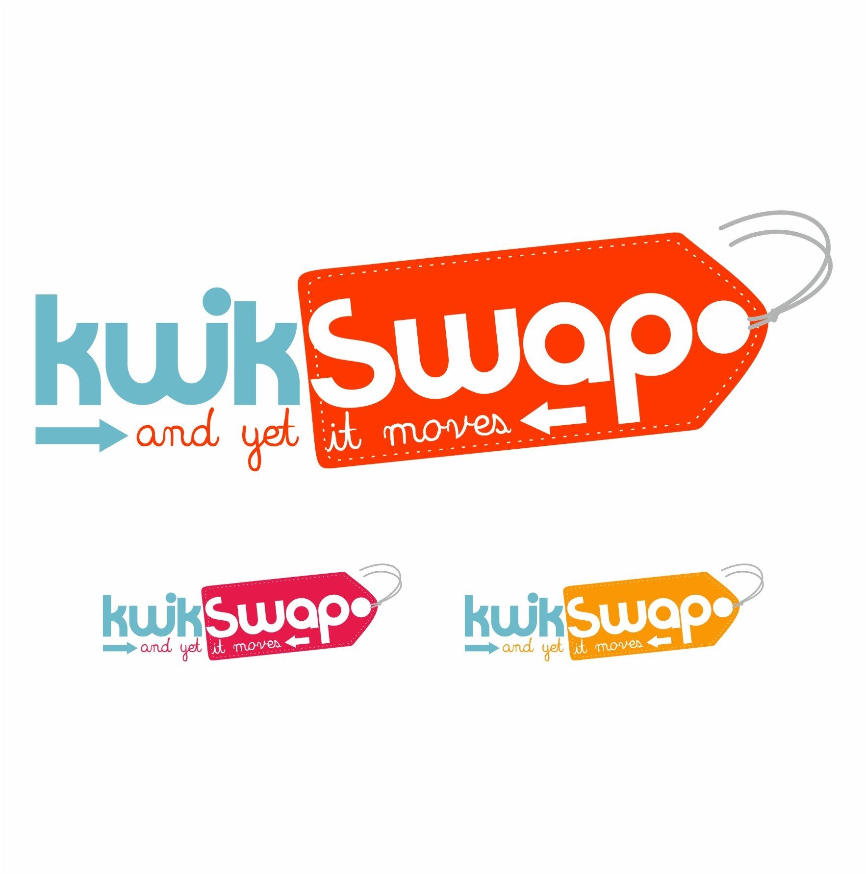 Studio del logo KwikSwap