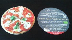 Campagna pubblicitaria L'Angolo della Pizza